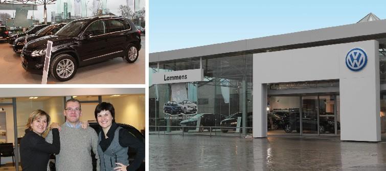 Garage carrosserie lammens organiseert fleet avond fleet for Garage vw reims